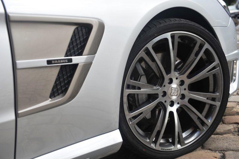 BRABUS Mercedes-Benz SL550 R231 20