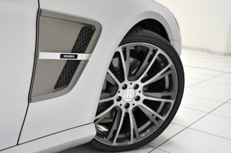 BRABUS Mercedes-Benz SL550 R231 21