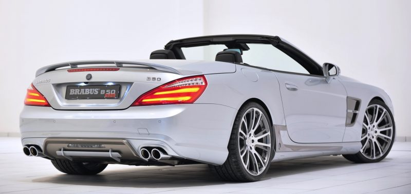 BRABUS Mercedes-Benz SL550 R231 56