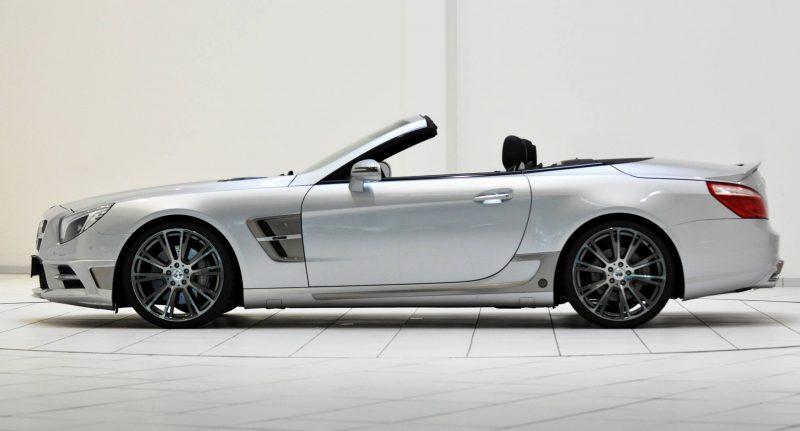BRABUS Mercedes-Benz SL550 R231 9