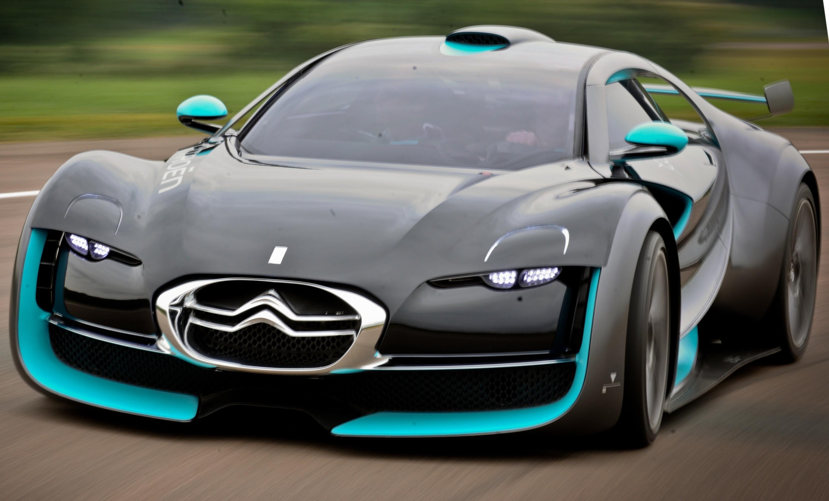 Concept Flashback 2010 Citroen Survolt 109