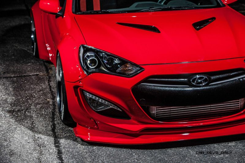 Hyundai Genesis Coupe by BloodType Racing 15