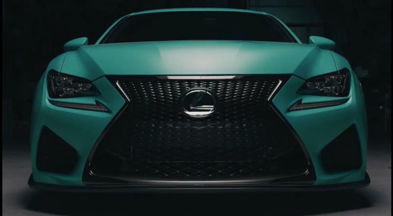 Insta-Built 2015 Lexus RC F by VIP Auto Salon 23