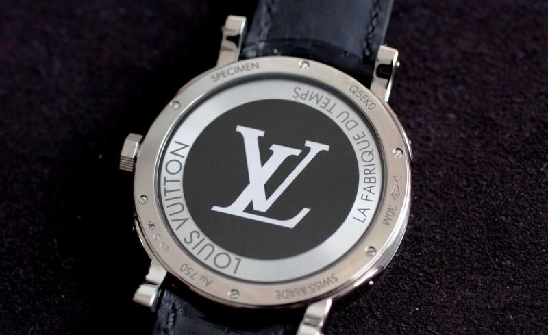 Louis Vuitton ESCALE Worldtime 7