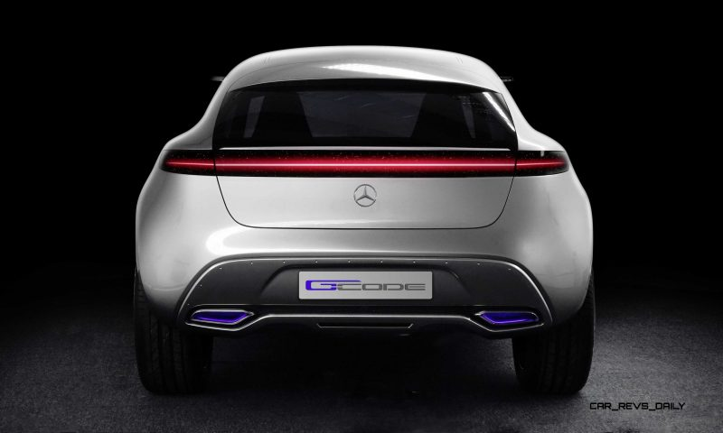 Mercedes-Benz G-Code Concept 19