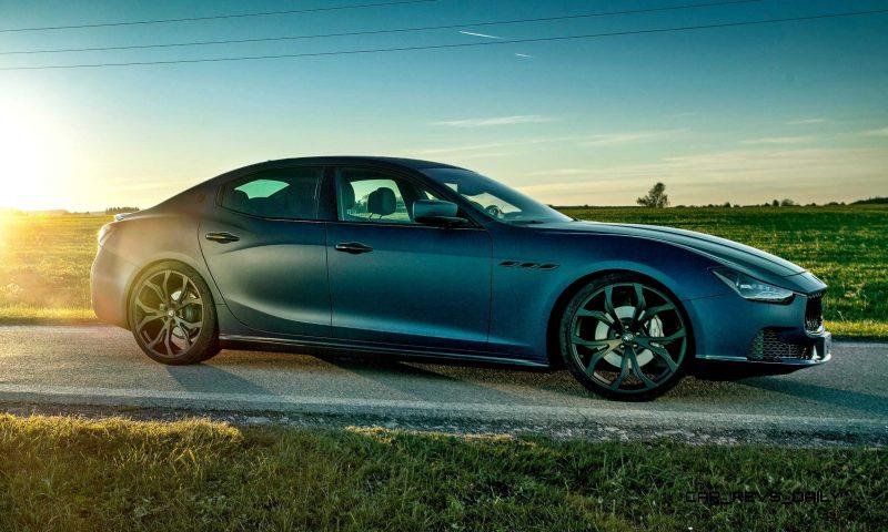 Novitec Tridente Maserati GHIBLI 16
