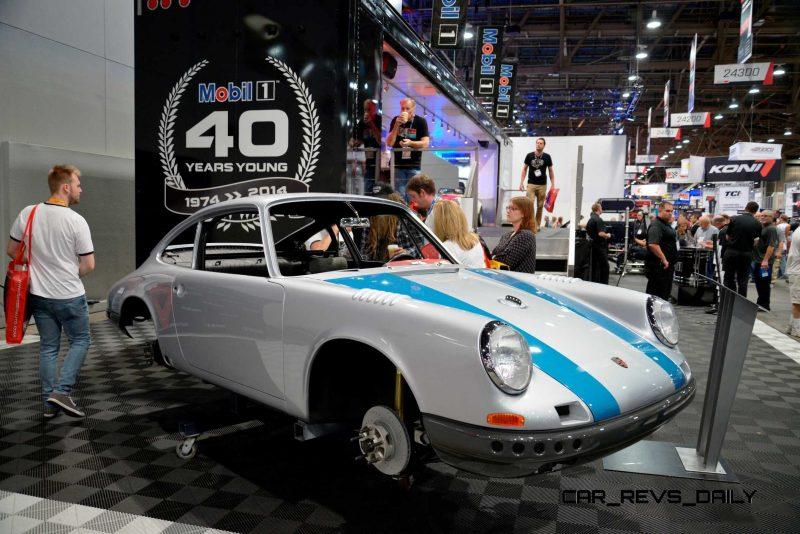 SEMA 2014 Showfloor Photo Gallery - The CARS 14