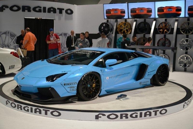 SEMA 2014 Showfloor Photo Gallery - The CARS 23