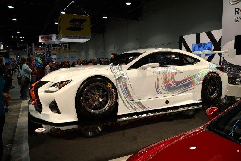 SEMA 2014 Showfloor Photo Gallery - The CARS 36