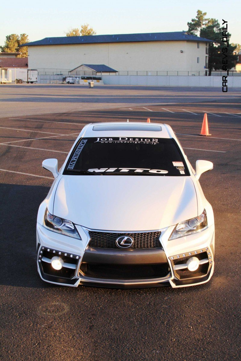 SEMA 2014 Showfloor Photo Gallery - The CARS 55