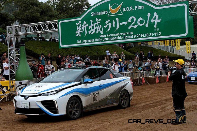 Toyota Mirai Rally Car 11