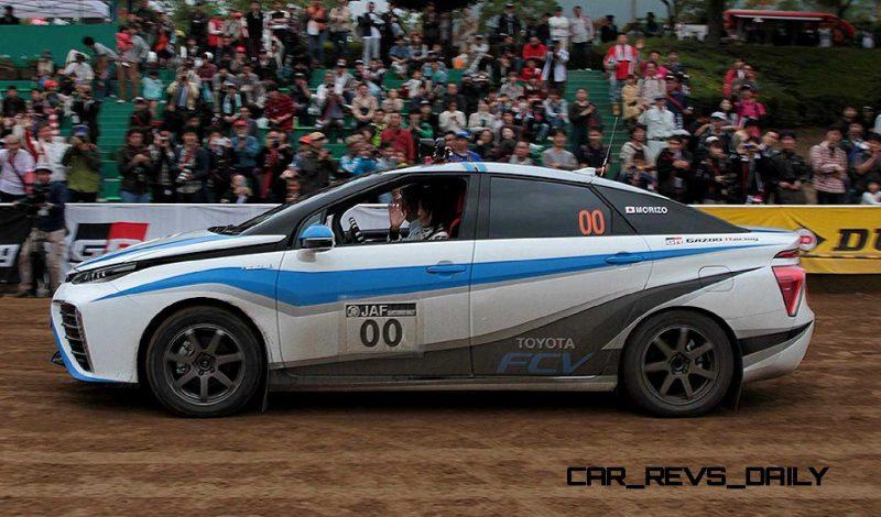 Toyota Mirai Rally Car 12
