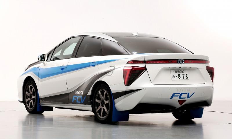 Toyota Mirai Rally Car 5
