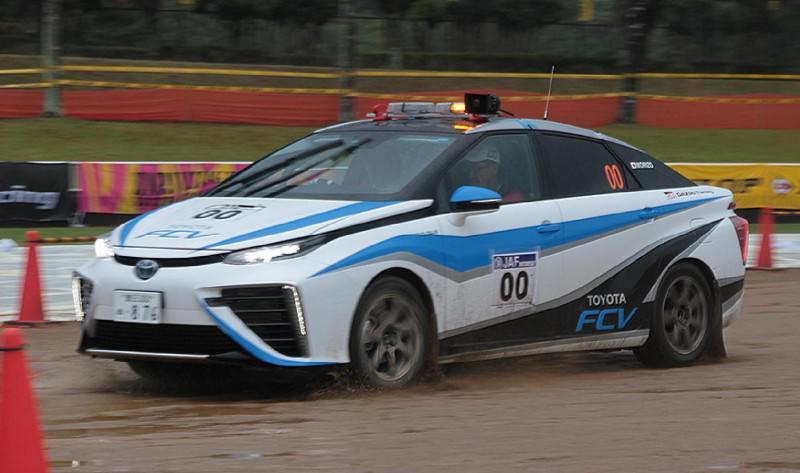 Toyota Mirai Rally Car 7