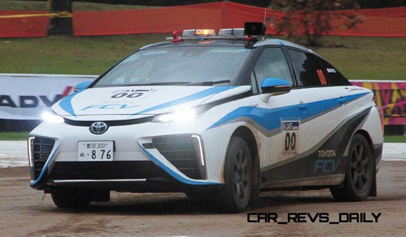 Toyota Mirai Rally Car 9