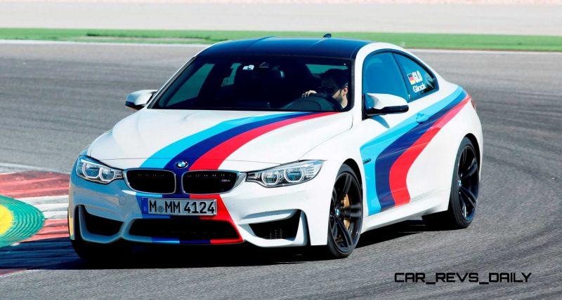 Track Drive Video - 2015 BMW M4 10