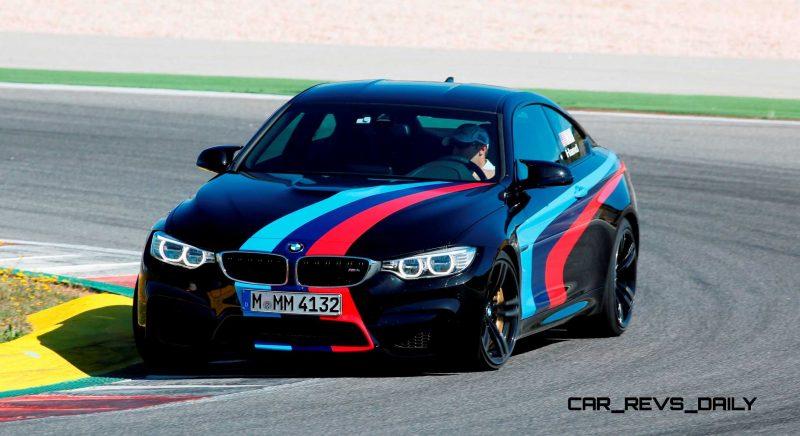 Track Drive Video - 2015 BMW M4 14