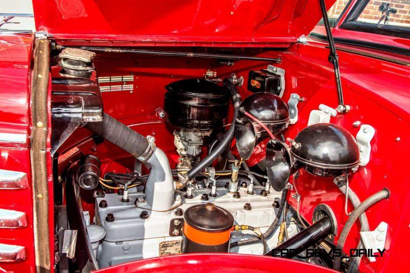 1937 Studebaker J5 Express Coupe Pickup 9