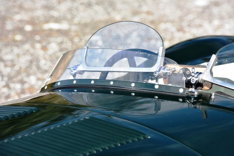 1952 Jaguar C-Type Le Mans Kettle Aerodynamic Recreation 11