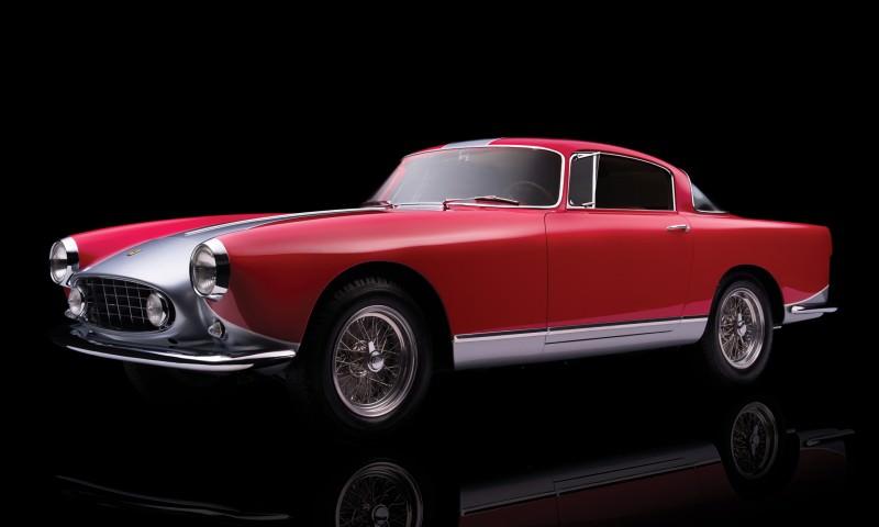 1955 Ferrari 250GTE Low-Roof Alloy Coupe 1