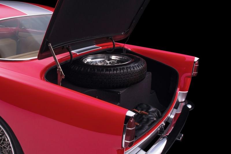 1955 Ferrari 250GTE Low-Roof Alloy Coupe 22