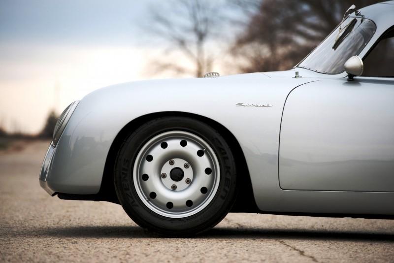 1955 Porsche 356 OUTLAW Pre-A Emory Special Coupe 13