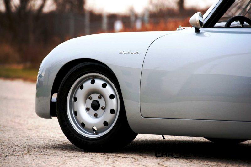 1955 Porsche 356 OUTLAW Pre-A Emory Special Coupe 16