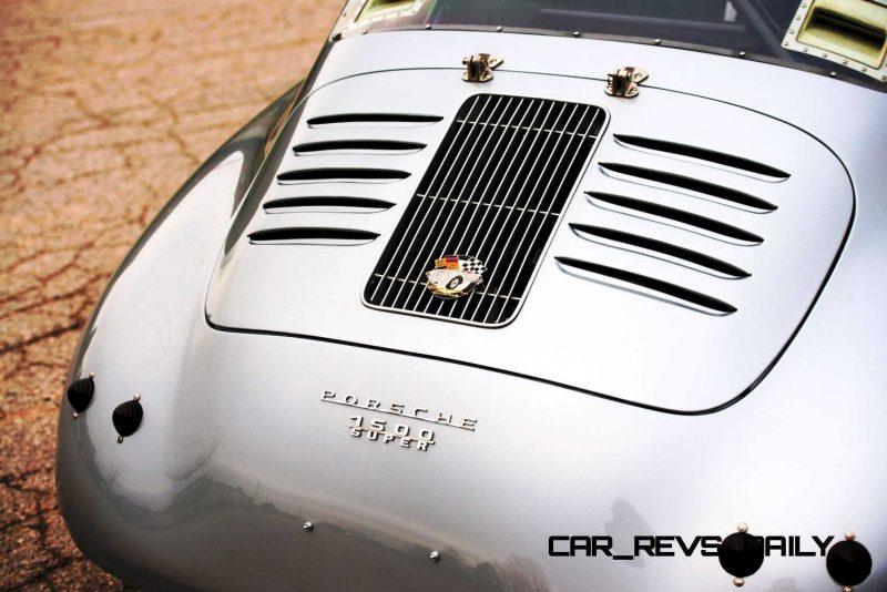 1955 Porsche 356 OUTLAW Pre-A Emory Special Coupe 20