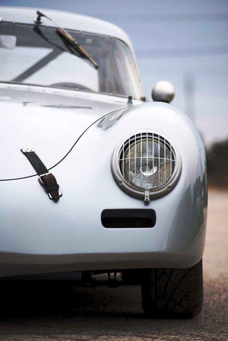 1955 Porsche 356 OUTLAW Pre-A Emory Special Coupe 23