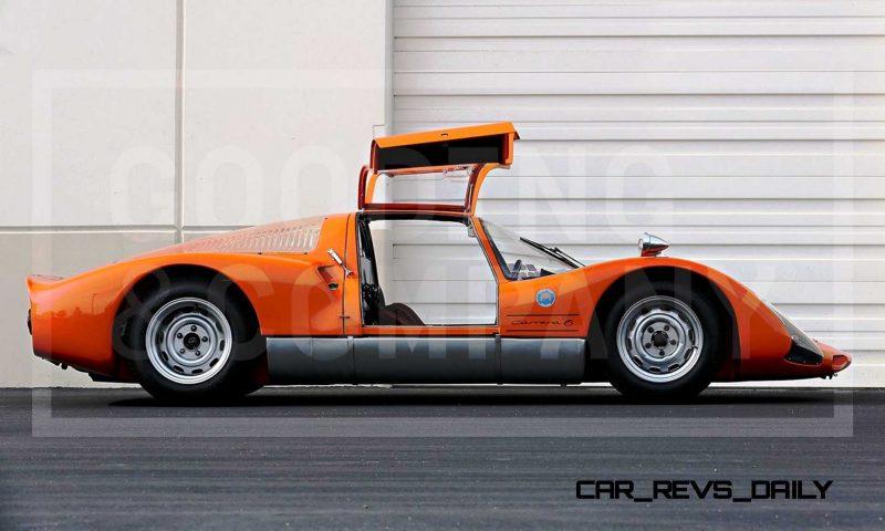 1966 Porsche 906 Carrera 6 Race Car 12
