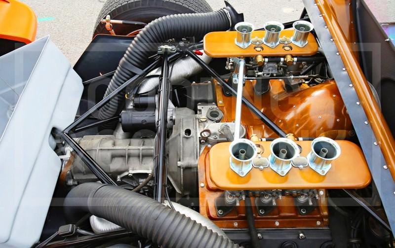 1966 Porsche 906 Carrera 6 Race Car 6