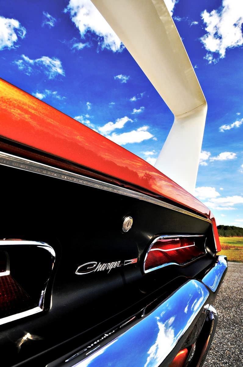 1969 Dodge Charger Hemi DAYTONA 26