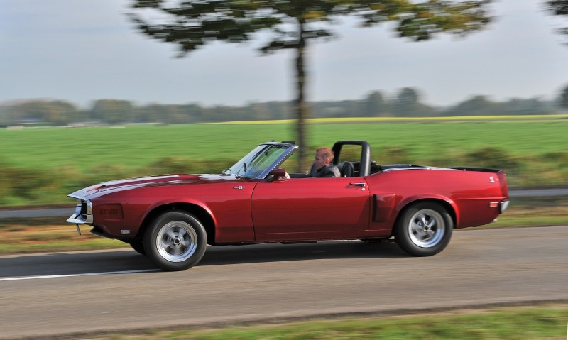 1969 Shelby GT500 Convertible 17