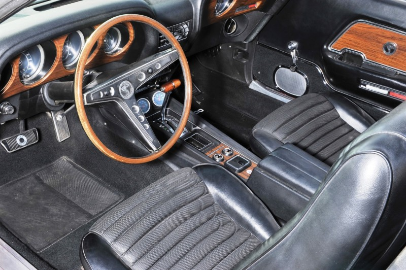 1969 Shelby GT500 Convertible 4