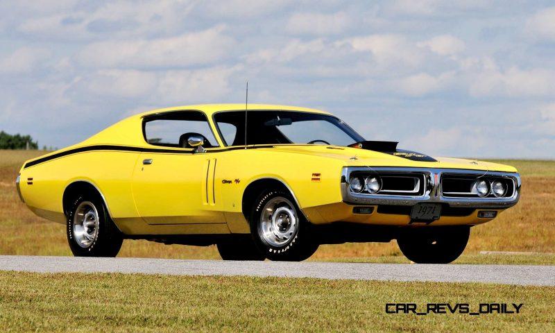 1971 Dodge Hemi Charger RT Lot R216 13