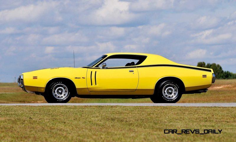 1971 Dodge Hemi Charger RT Lot R216 2