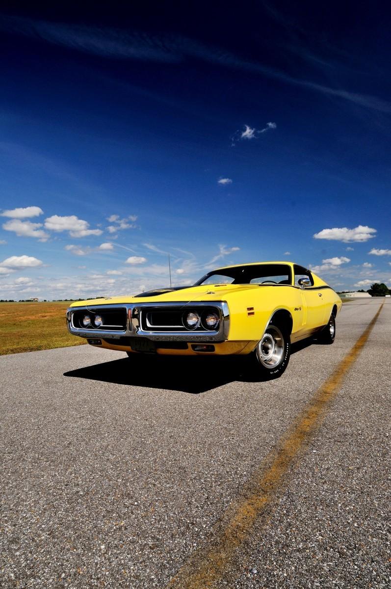 1971 Dodge Hemi Charger RT Lot R216 24