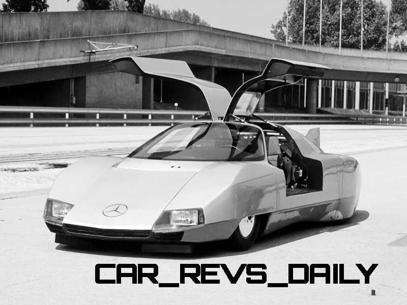 1977 Mercedes-Benz C111-III Diesel 20