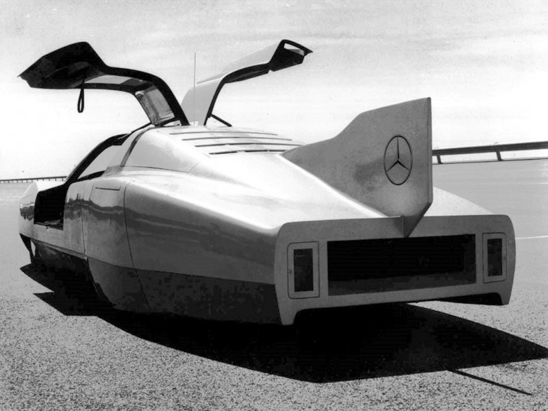 1977 Mercedes-Benz C111-III Diesel 24