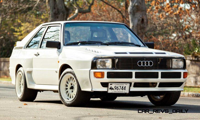 1984 Audi Sport Quattro 1