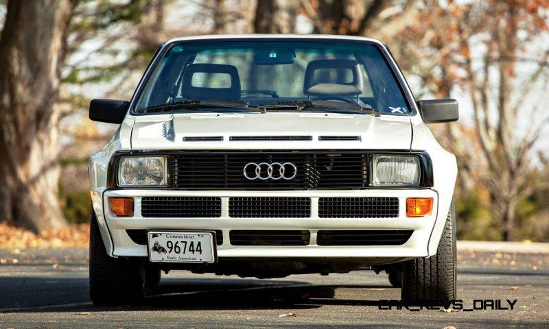 1984 Audi Sport Quattro 17