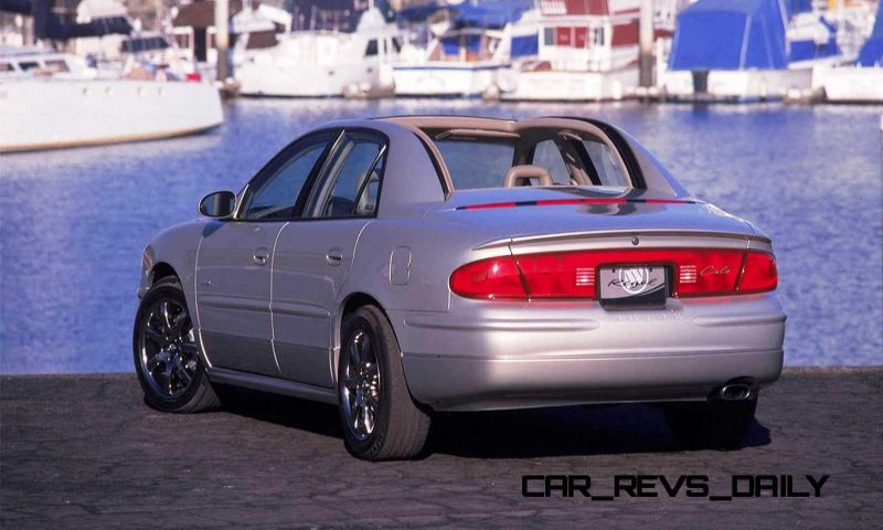 2000 Buick Regal Cielo 4