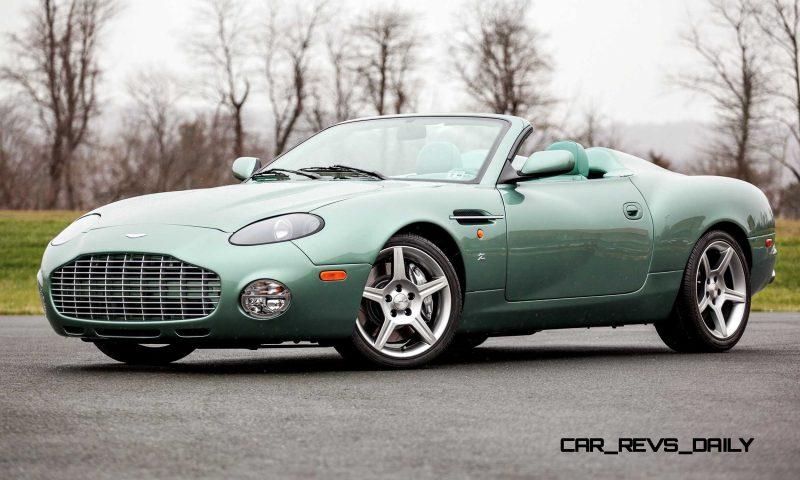 2003 Aston Martin DB AR1 by Zagato 1