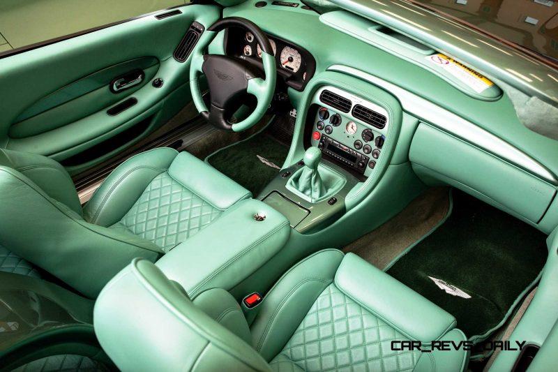 2003 Aston Martin DB AR1 by Zagato 12