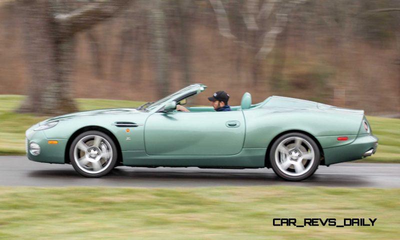 2003 Aston Martin DB AR1 by Zagato 17