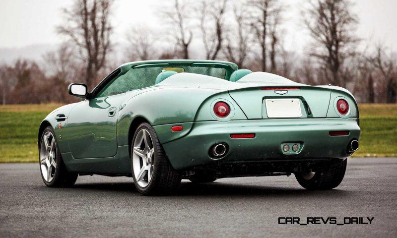 2003 Aston Martin DB AR1 by Zagato 2