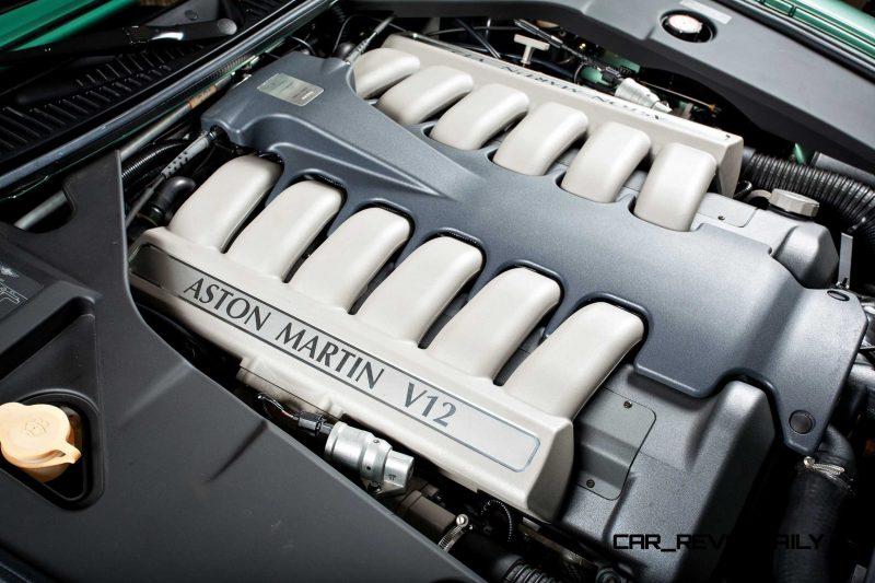 2003 Aston Martin DB AR1 by Zagato 3