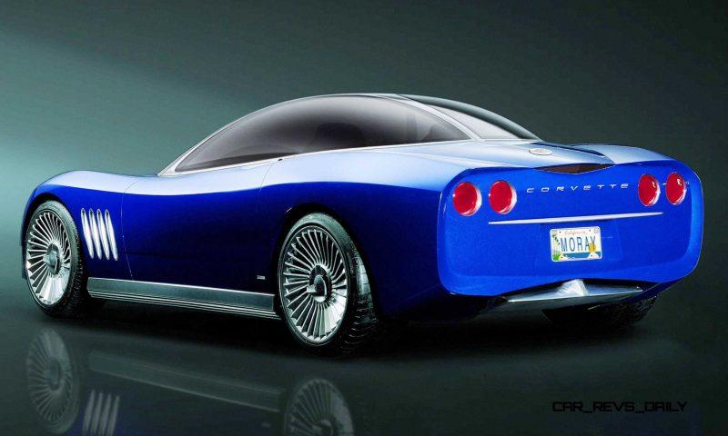 2003 ItalDesign Moray Corvette By Giugiaro 12