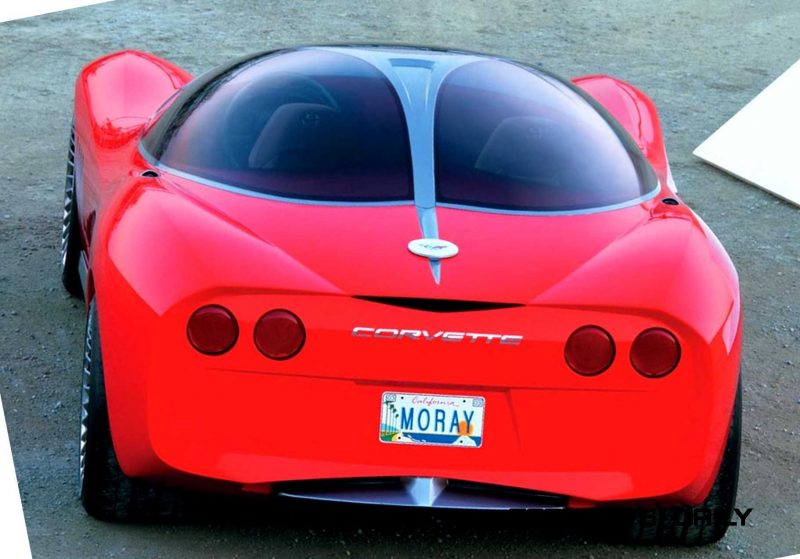 2003 ItalDesign Moray Corvette By Giugiaro 2