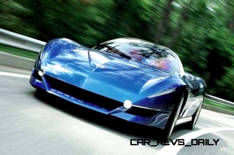 2003 ItalDesign Moray Corvette By Giugiaro 28